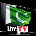 Live TV Pakistan Channels icon