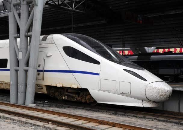 Trem Bala de Pequim