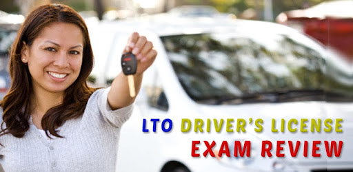 The best FREE reviewer for LTO Driver's Licensure Exam
