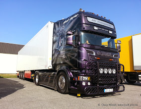 Photo: Click for more photos: www.truck-pics.eu or join me on Facebook: claus wiesel  #clauswiesel #truck-pics.eu #truckpicseu  ML Transporte Marc Lengler