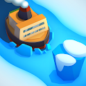 Icebreakers - idle clicker game about ships icon
