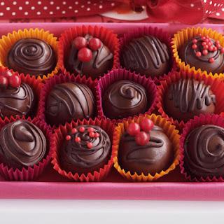 Caramel Nut Chocolates