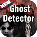 ghost detector camera real icon