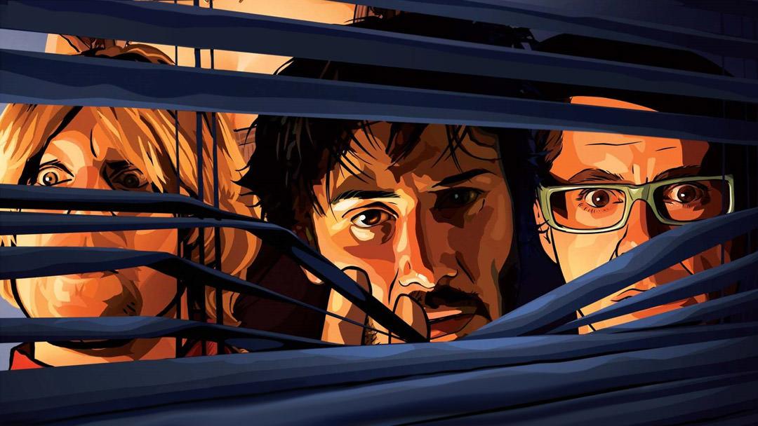 En İyi Bilimkurgu Filmleri - A Scanner Darkly