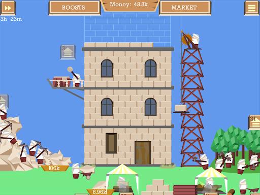 Idle Tower Builder screenshot 10