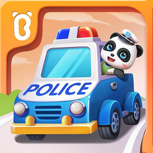 Policial Baby Panda