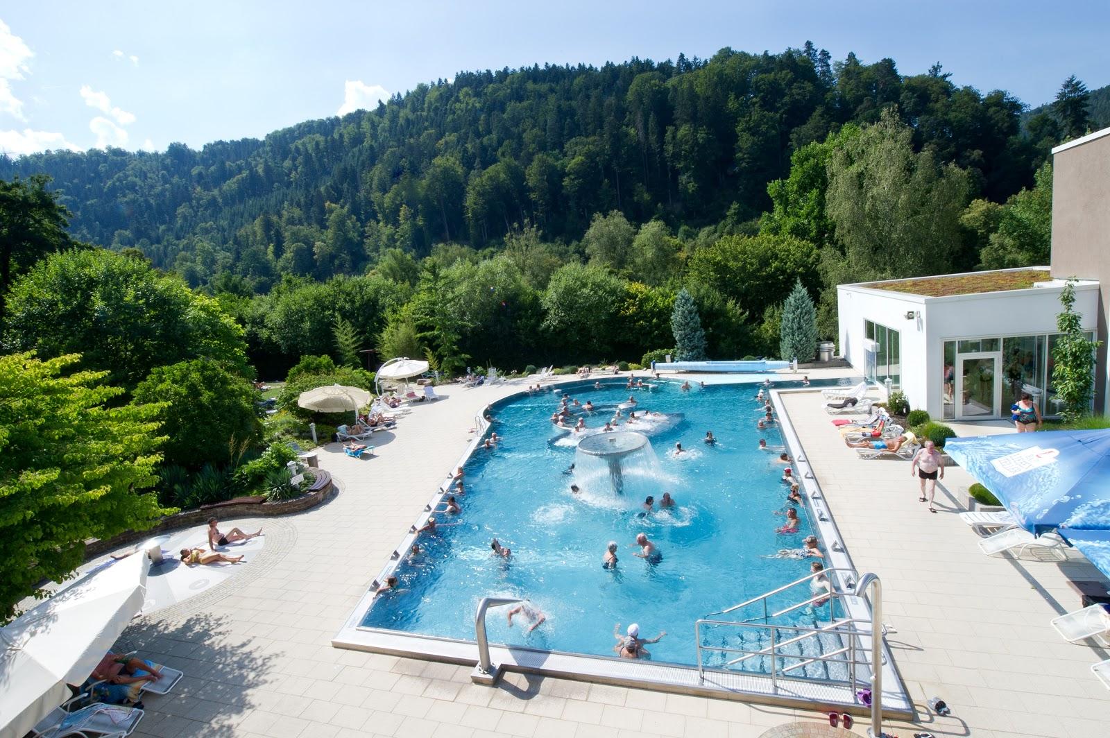 Thermal Baths im Schwarzwald