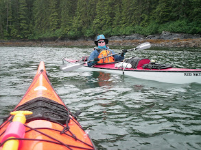 Photo: My picture taken by a fellow kayaker.