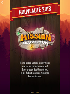 Fraisp Mission screenshot