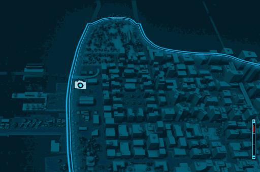 ハーレム⑤エリア場所