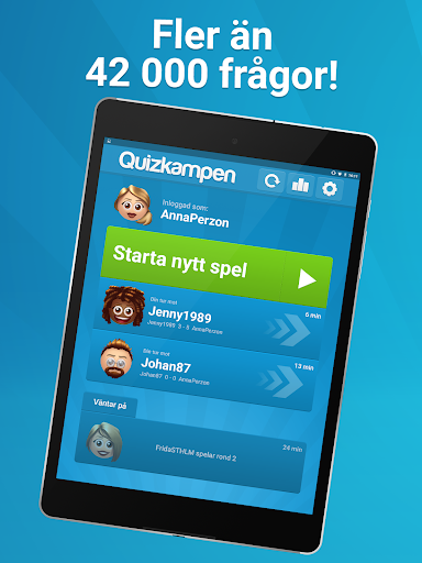 Quizkampen  screenshots 7