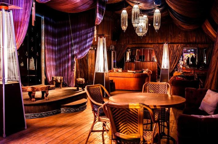 Фото №1 зала Karaoke Lounge