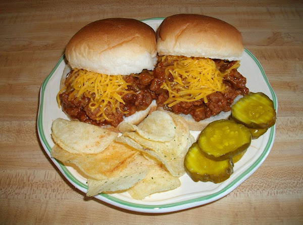 Campbell's Soup-sloppy Joes Recipe
