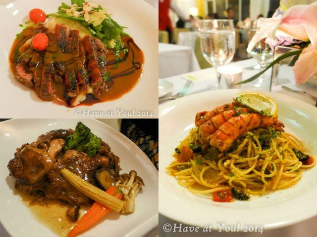 mains collage