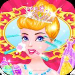 Princess Fashion Salon Icon