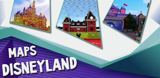 Disneyland Maps For Minecraft Pe Apps On Google Play - Disneyland map fur minecraft pe