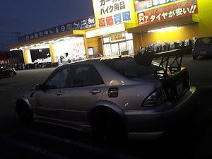 アルテッツァ  RS200 Zエディションのカスタム事例画像 智樹さんの2018年10月07日18:12の投稿