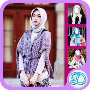 Fashion Hijab Ala Korean Style Hijaberduit