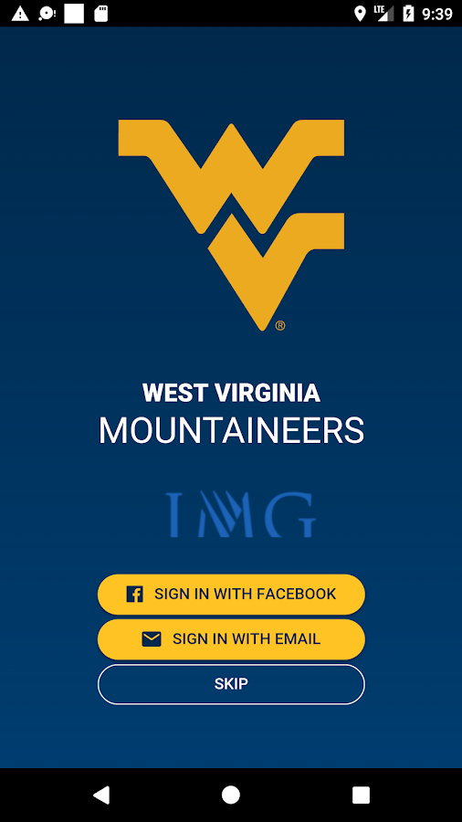 West Virginia Gameday- screenshot