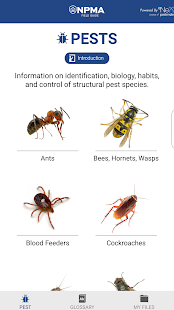 NPMA Field Guide- screenshot thumbnail