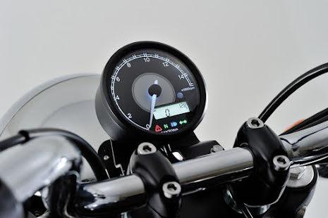 Daytona Velona Varvärknare 15.000 med hastighetsmätare