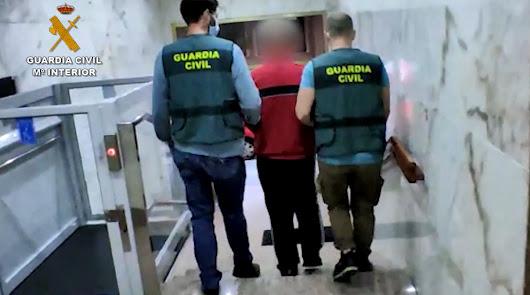 Almería, clave en una detención por distribución de pornografía infantil