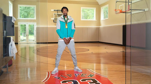 You Can Rent Scottie Pippen's Chicago-Area Home on Airbnb During the Olympics