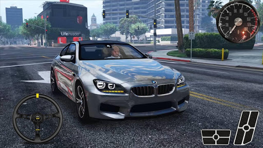 Parking Series BMW M6 - Real Drift Simulator 1.0 screenshots 1