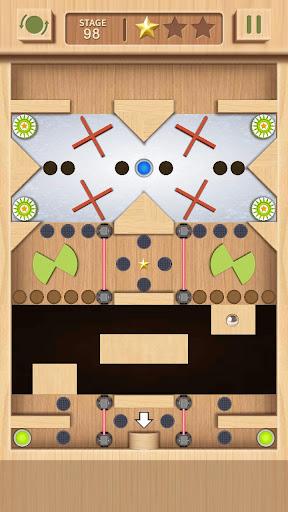 Maze Rolling Ball 3D apkmind screenshots 2