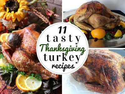11 Tasty Thanksgiving Turkey Recipes