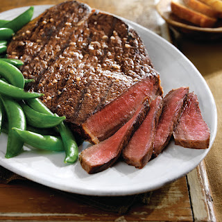Tangy Lime Grilled Top Round Steak Recipe