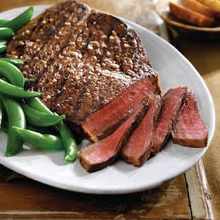 Tangy Lime Grilled Top Round Steak.