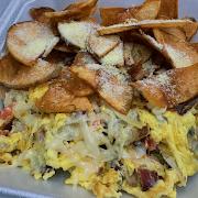 Three Egg Omelets -  Hobo