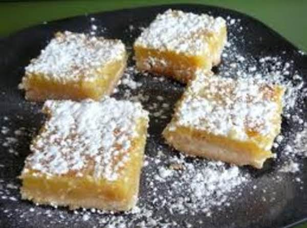 Yummy Key Lime Bars