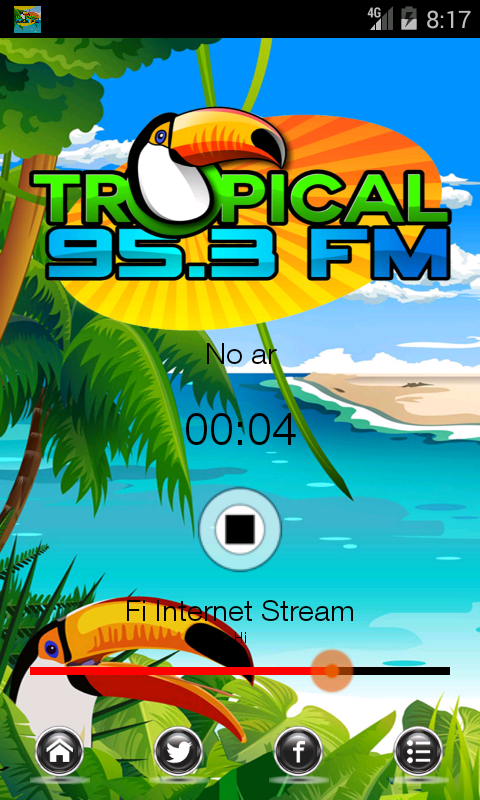 Tropical fm Portugal- screenshot
