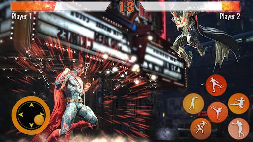 Télécharger Superhero Fighting Games : Grand Immortal Fight APK MOD 2