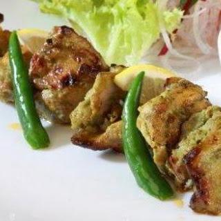 Hariyali Chicken Tikka