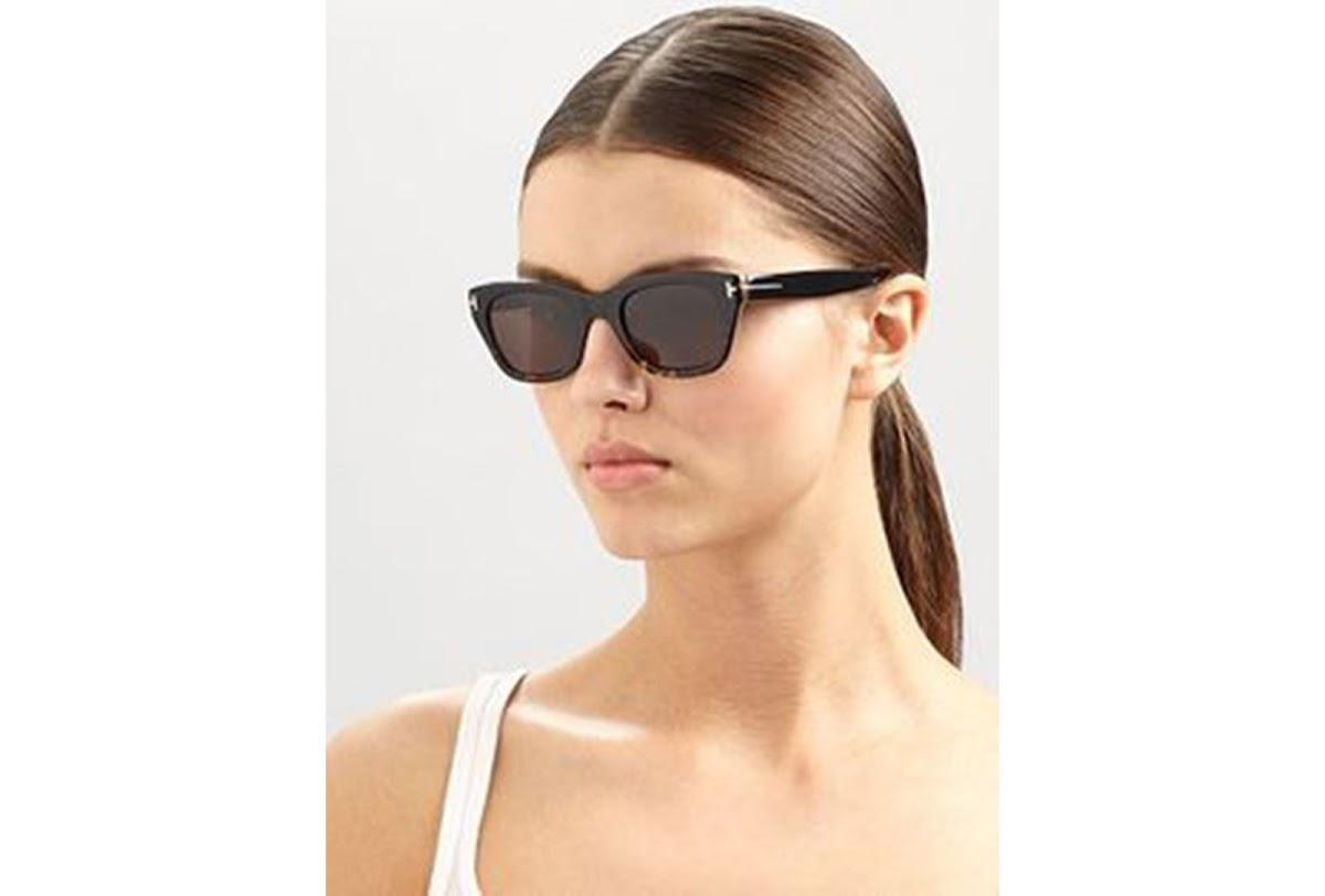 1dc1abb8334c4 Buy Tom Ford Snowdon FT0237 C50 05J (black other   roviex) Sunglasses