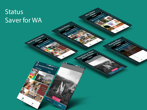 Status Saver for Whatsapp : Save Stories Images 1.12 screenshots 11