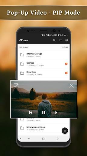 QPlayer - HD Video Player 1.0.1 screenshots 8