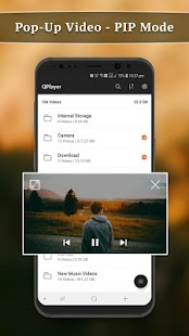 QPlayer - HD Videoplayer Screenshot