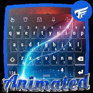 Thiên hà chiến tranh Keyboard Hoạt hình
