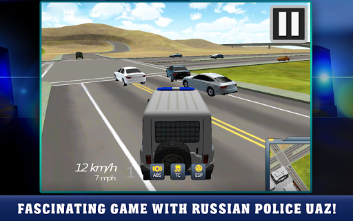 Russian Road Police