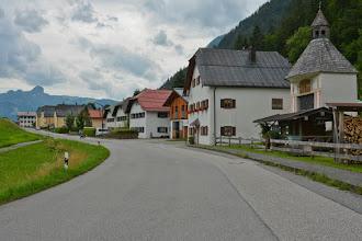Photo: Jadąc trasą rowerową przejeżdżam przez kilka mniejszy miejscowości.  Melleck