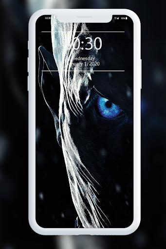 Black Wallpaper 1.1 screenshots 7