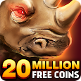 Rhino Fever™ Real Slot Machine Casino Pokies FREE