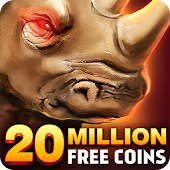 Tải Game Rhino Fever™ Real Slot Machine Casino Pokies FREE