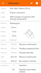 Knauf AMF Room Acoustics Calculator- screenshot thumbnail