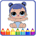 How To Color LOL Surprise Doll file APK for Gaming PC/PS3/PS4 Smart TV