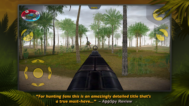 Carnivores: Dinosaur Hunter HD v1.6.5